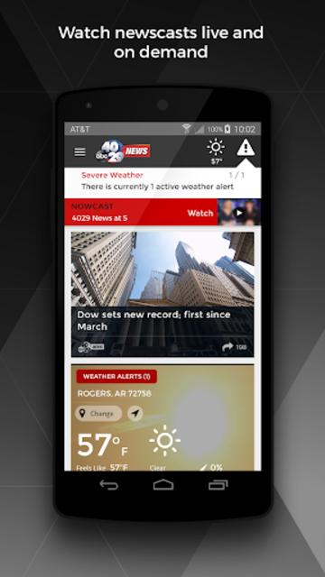 40/29 News and Weather screenshot 1