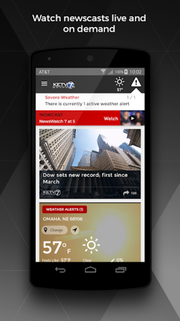 KETV 7 News and Weather screenshot 1