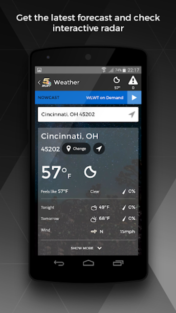 WLWT News 5 and Weather screenshot 3
