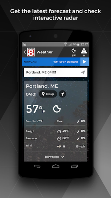 WMTW News 8 and Weather screenshot 3