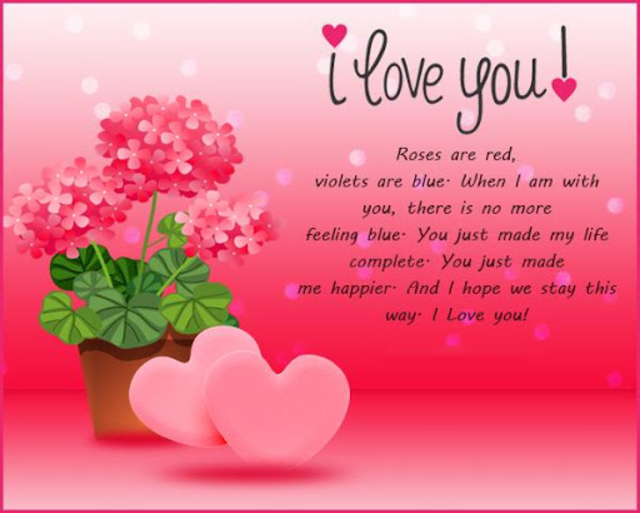 Heart Touching Love Messages - Romantic images screenshot 1