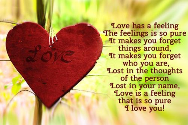 Heart Touching Love Messages - Romantic images screenshot 2
