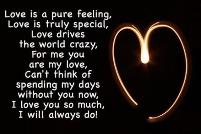 Heart Touching Love Messages - Romantic images screenshot 5