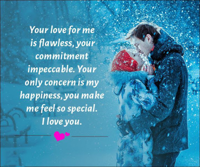 Heart Touching Love Messages - Romantic images screenshot 6