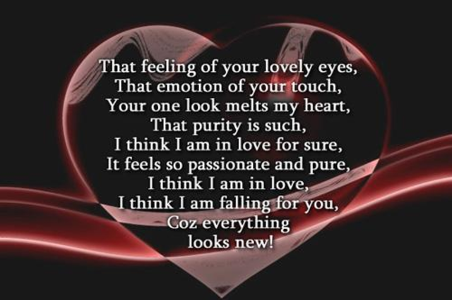 Heart Touching Love Messages - Romantic images screenshot 7