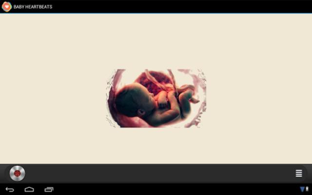 Baby Heartbeats Lite screenshot 7