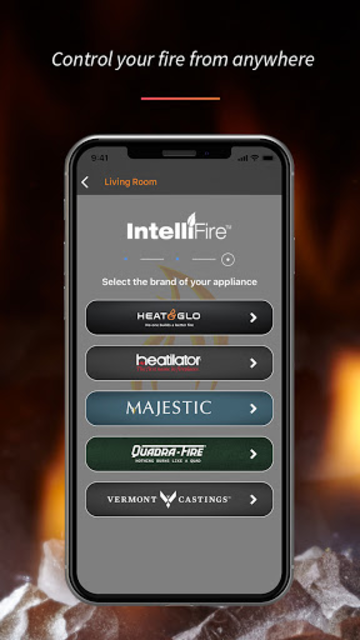 IntelliFire screenshot 1