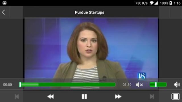 WLFI-TV News Channel 18 screenshot 4
