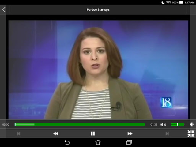 WLFI-TV News Channel 18 screenshot 10
