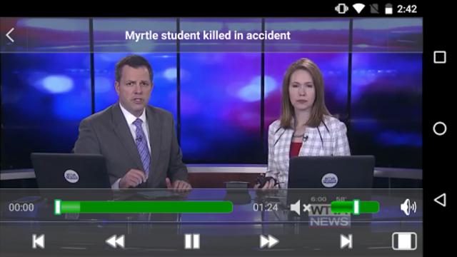WTVA/WLOV News screenshot 4