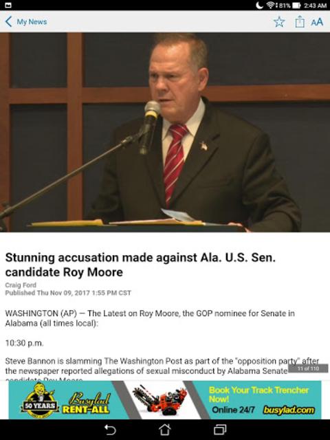 WTVA/WLOV News screenshot 8
