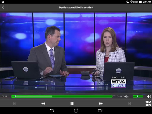 WTVA/WLOV News screenshot 10