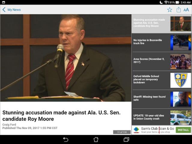 WTVA/WLOV News screenshot 16