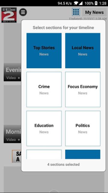 WKTV NewsChannel 2 screenshot 2