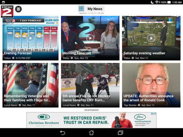 WKTV NewsChannel 2 screenshot 6