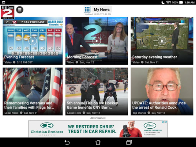 WKTV NewsChannel 2 screenshot 12