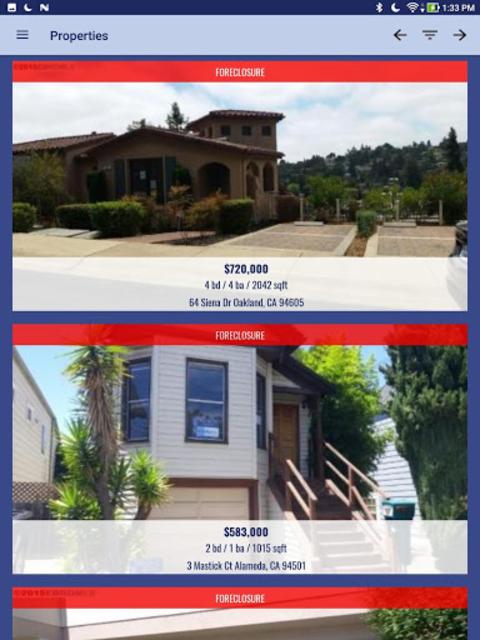 Luxury Foreclosure Search screenshot 8