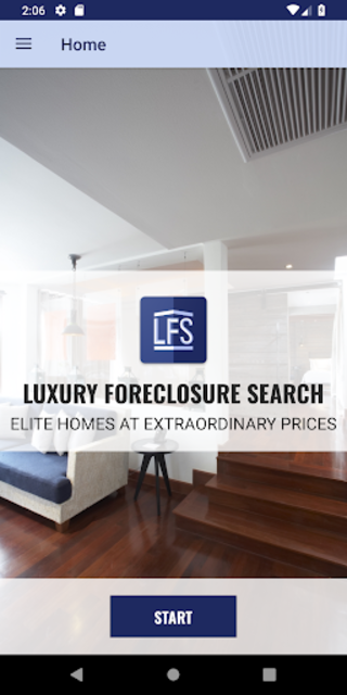 Foreclosure Homes by Luxury Foreclosure Search screenshot 1
