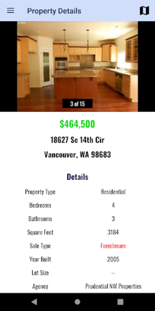 Foreclosure Homes by Luxury Foreclosure Search screenshot 3