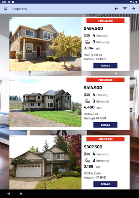 Foreclosure Homes by Luxury Foreclosure Search screenshot 10
