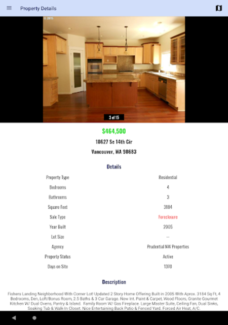 Foreclosure Homes by Luxury Foreclosure Search screenshot 11