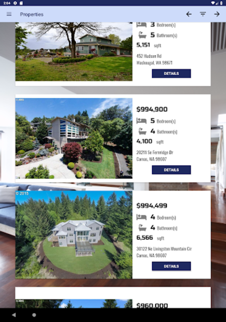 Foreclosure Homes by Luxury Foreclosure Search screenshot 13