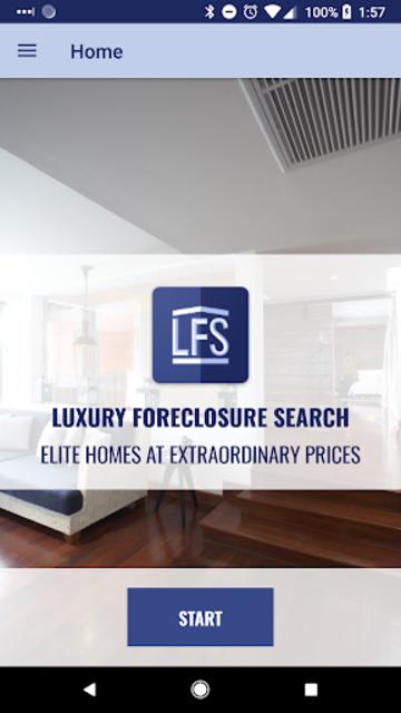 Luxury Foreclosure Search screenshot 1