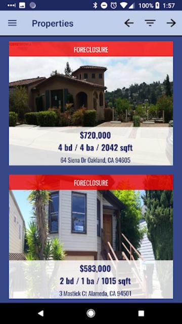 Luxury Foreclosure Search screenshot 3