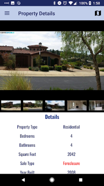 Luxury Foreclosure Search screenshot 5