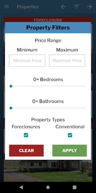 Free Foreclosure Home Search by USHUD.com screenshot 4