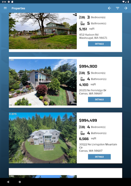 Free Foreclosure Home Search by USHUD.com screenshot 13