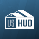 Icon for Free Foreclosure Home Search by USHUD.com