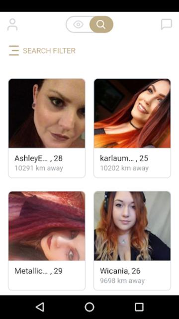 Heavy Metal Dating Ltd screenshot 4