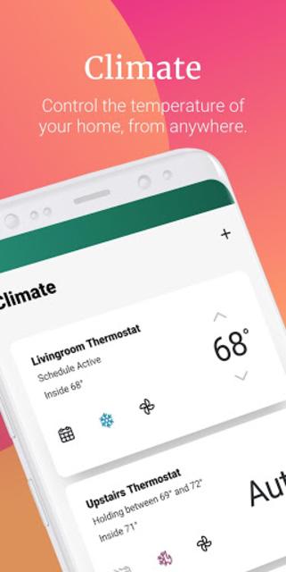 Inspire Smart Home screenshot 2