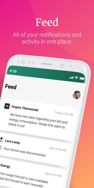 Inspire Smart Home screenshot 5