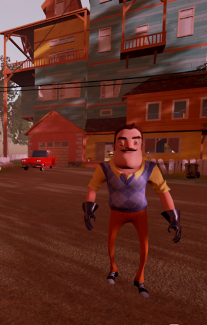 About: Hello Neighbor Wallpapers HD (Google Play version
