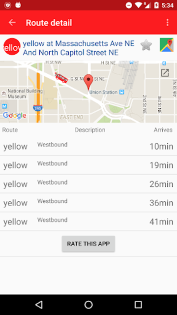 DC Circulator Live screenshot 3