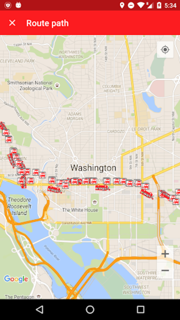 DC Circulator Live screenshot 4