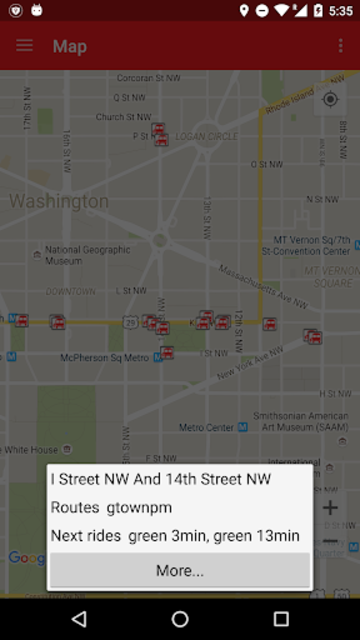 DC Circulator Live screenshot 5