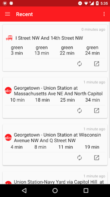 DC Circulator Live screenshot 7