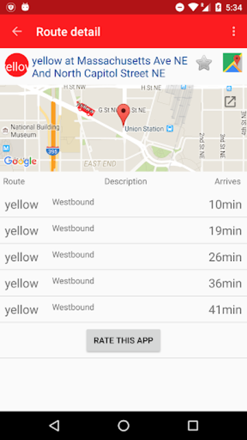 DC Circulator Live screenshot 11