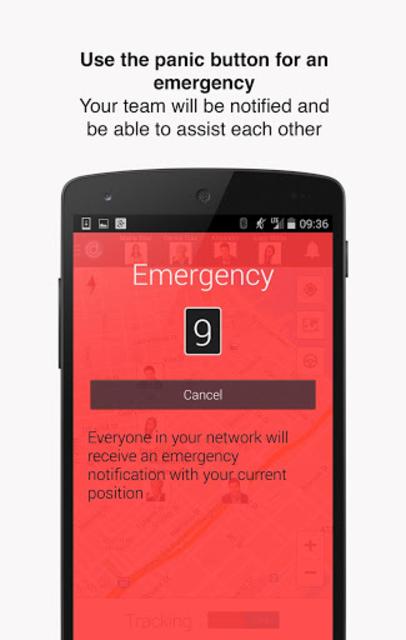 Hellotracks, GPS Phone Tracker screenshot 7