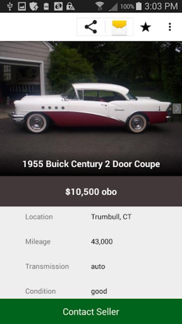 Hemmings Classic Cars for Sale screenshot 3