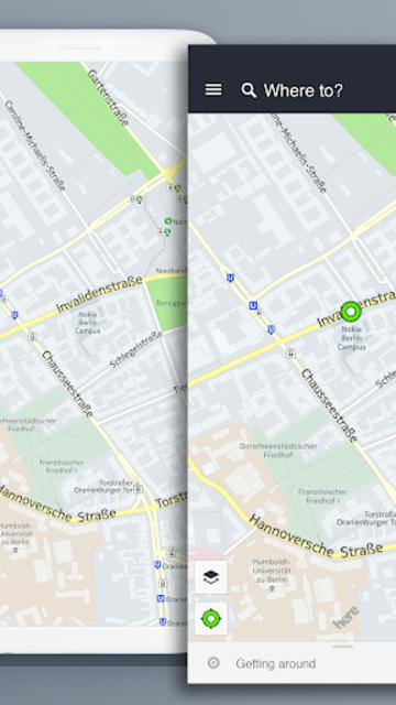 HERE WeGo – City Navigation screenshot 2
