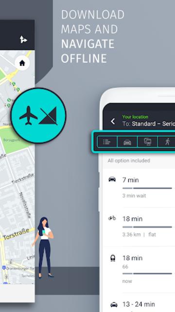 HERE WeGo – City Navigation screenshot 3