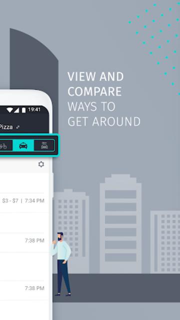 HERE WeGo – City Navigation screenshot 4