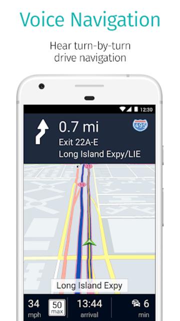 HERE WeGo - Offline Maps & GPS screenshot 4