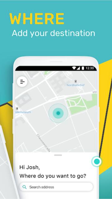 SoMo - The all-in-one transportation app screenshot 2