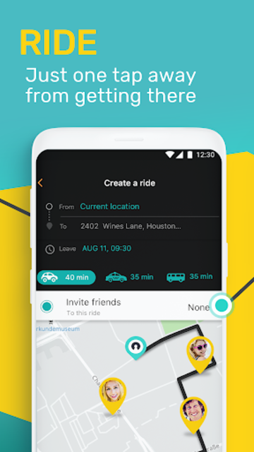 SoMo - The all-in-one transportation app screenshot 4