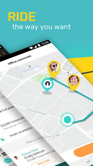 SoMo - Plan & Commute Together. Arrive Stress Free screenshot 4
